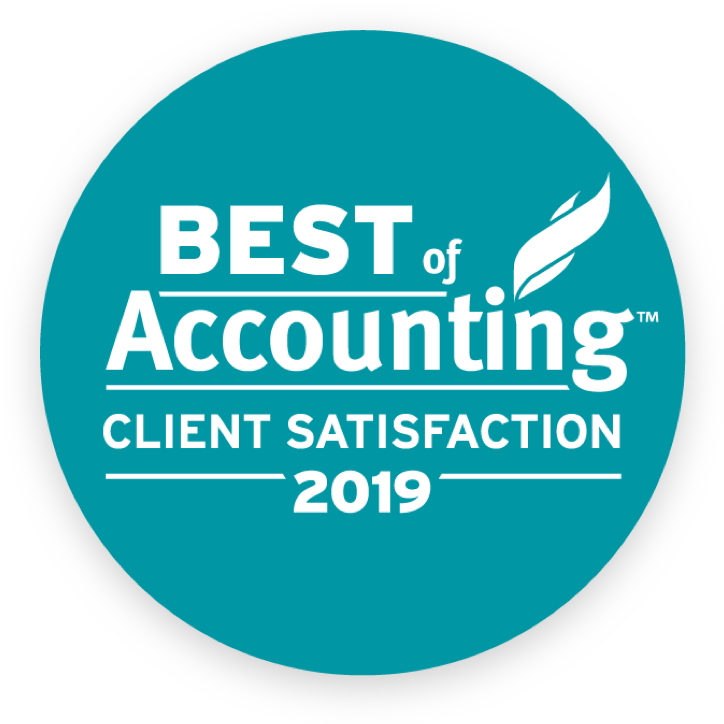 Best of Accounting - Client Satisfaction 2019