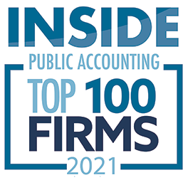 Inside Public Accounting Top 100 Firms 2020