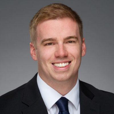Evan Dressel headshot