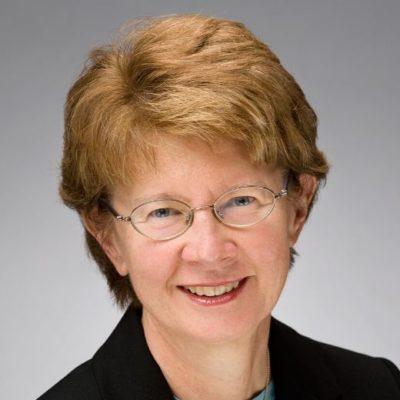 Nancy Hawes headshot