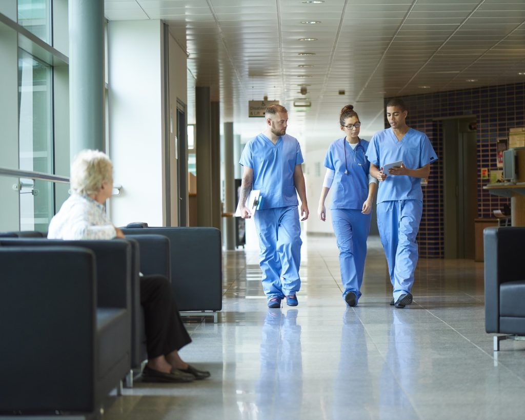 Peer Group Facilitation and Management of Compliancy Project for a Group of Maine Hospitals