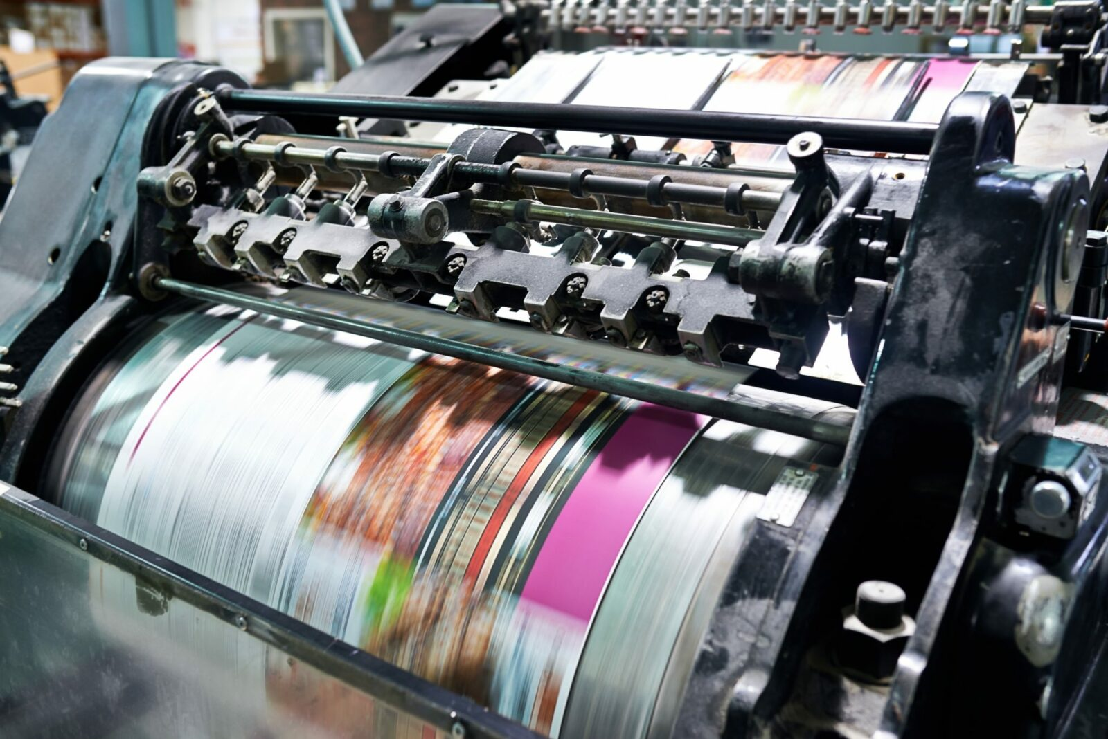 System Implementation, Governance, and Process Project Management for a Print Manufacturer